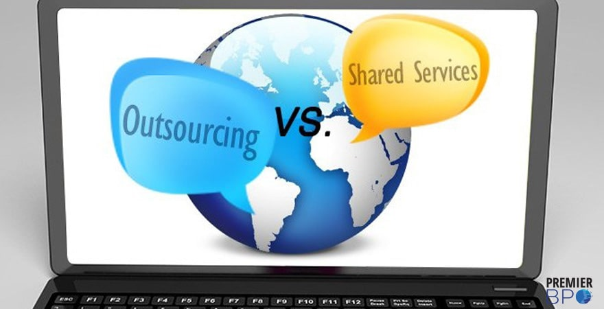 Outsourcing versus Shared Services: Which is Better?